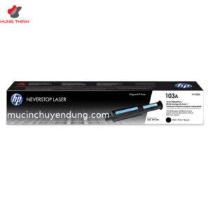 muc in hp 103a black neverstop laser toner reload kit w1103a 1